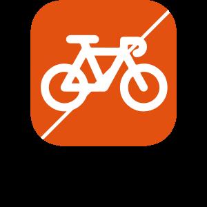 Albtraum Fahrrad weg