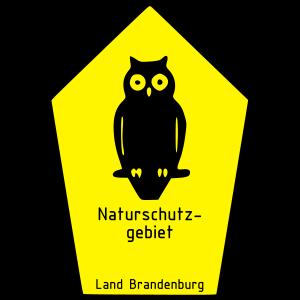 Naturschutzgebiet Land Brandenburg / Eule