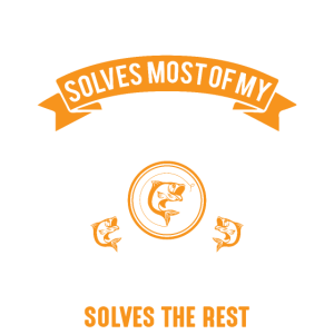 Angler und Jäger Geschenkidee