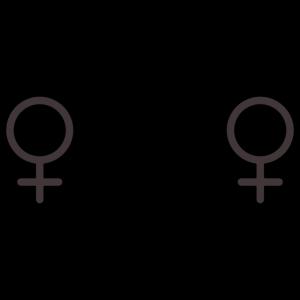 Feminist symbol Geschenk