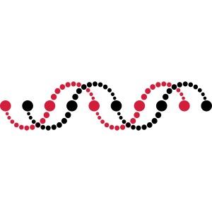 DNA Helix Spirale Kornkreis Schlange Frequenz DNS