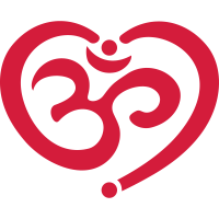 Herz OM Symbol Yoga Liebe Spiritualität Meditation