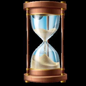 vintage clock 68 F