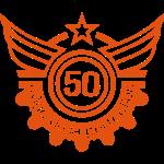 50 ans age perfection anniversaire