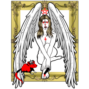 Satanismus Satan Teufel Voodoo Halloween Psycho