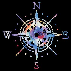 Kompass Segeln Segelboot Segelschiff Geschenk