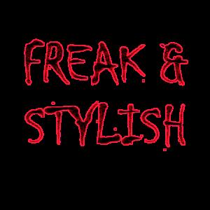 Stilvoller Freak