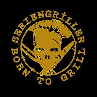 Serien Griller Skull