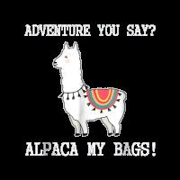 Lustiges Alpaka Design für Kinder