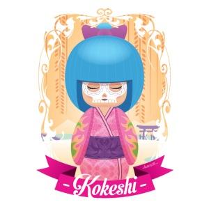 Kokeshi mod.1