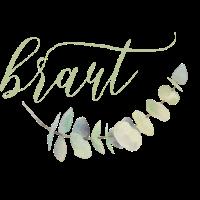 Brautshirts 2019 Eukalyptus