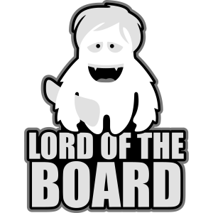 funny motifs: lord of the boards