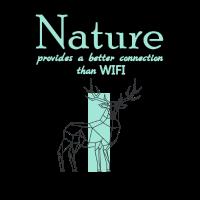 Natur WiFi Online Offline Verbindung