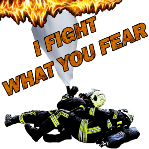 Feuerwehr Atemschutz Feuer Flammen