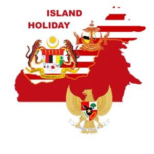 Borneo Insel Urlaub Holiday