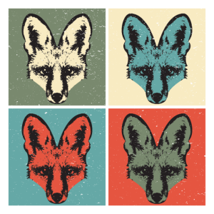 Fuchs watercolor