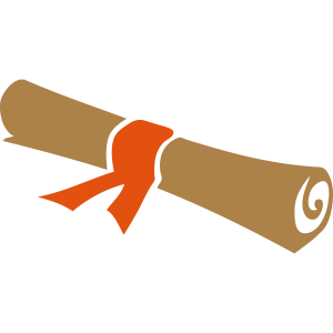 Diplom-Symbolzeichnung