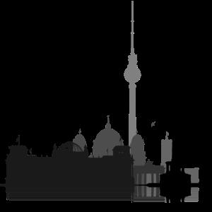 Cityscape Berlin-tshirt design,t shirt designer,t shirt design,shirt designs,shirt design,motiv,design,cool,Tourismus,Skyline,Silhouette,Siegessäule,Rotes Rathaus,Reichstag,Fernsehturm,Brandenburger Tor,Berliner Dom,Berlin-