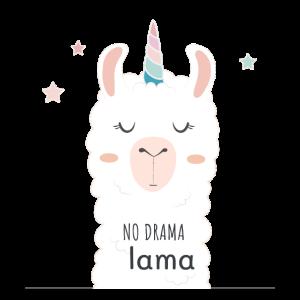 NO DRAMA LAMA