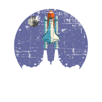 Failure is not an Option Space Adventure Geschenk