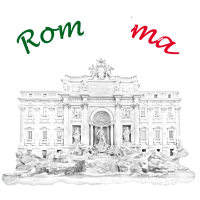 Trevibrunnen Romissima / Rom