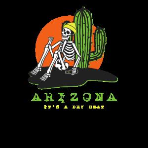 Arizona Skeleton Trockene Hitze