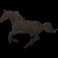 Wildes Pferd II