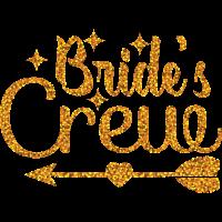 Die Crew der Braut