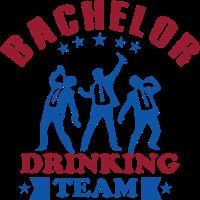 Bachelor-Trink-Team