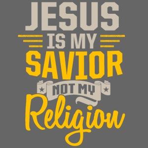 Jesus ist mein Erlöser