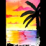 Miami Beach Palm