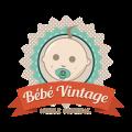 Motif Bébé vintage