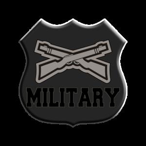 Military with guns - Militär mit waffen