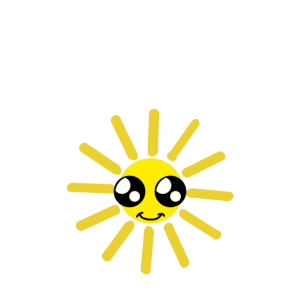 Summer Smile Sonnen T Shirt fuer Kinder
