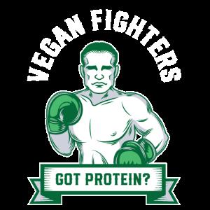 Vegan Fighters - Got Protein