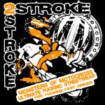 2 Stroke # Monsters of Motocross