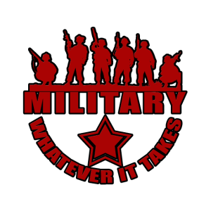 Military whatever it takes - Militär, was braucht
