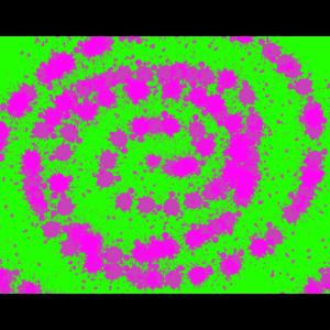 Green Pink Motion Pad!