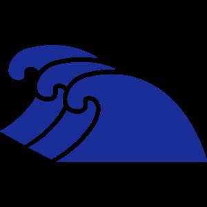 Wasser // Welle // Wellen // Ozean // Meer // Surf