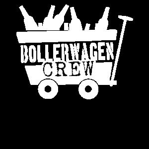Männertag Bollerwagen Crew