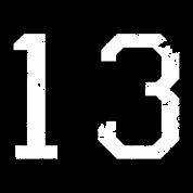 zahl dreizehn