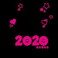 Große Schwester 2020 T-Shirt Lustig
