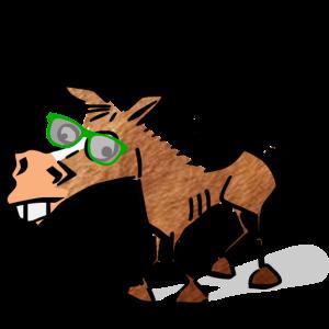 Seahorse seehorse witzig lustiges Pferd Geschenk