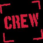 Official Crew Member Stamp Design