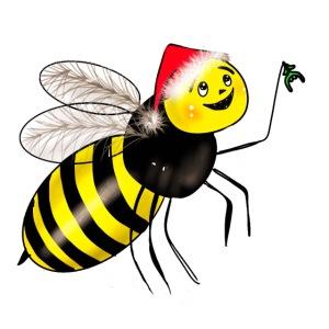 Christmas wasp
