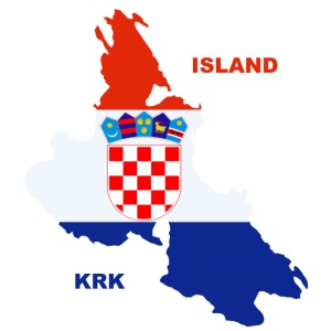 Krk Kroatien Adria Urlaub