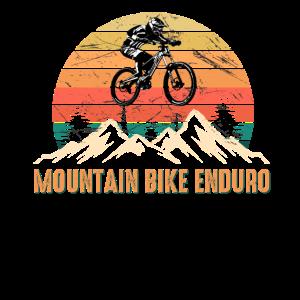 Weinlese-Mountainbike Enduro