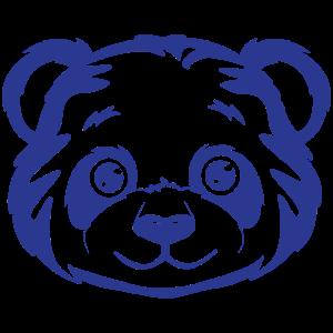 suesser Panda animalis