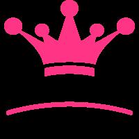 Happy Birthday Princess Logo