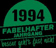 Jahrgang 1990 Geburtstagsshirt: 1994 Fabelhafter Jahrgang geboren